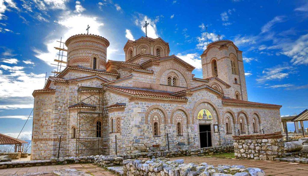North Macedonia - St Pantelejmon – Plaosnik, Macedonia