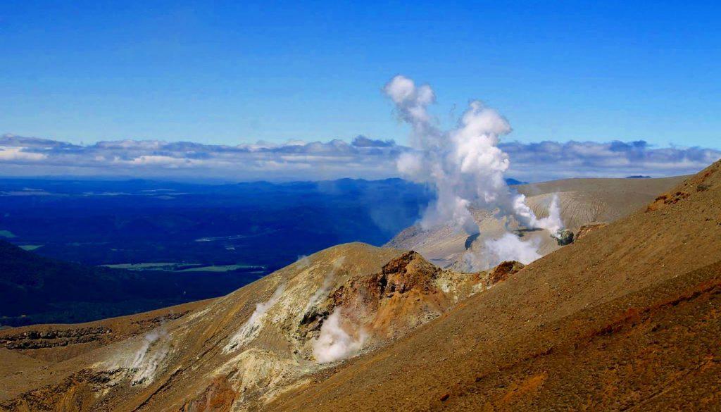 Montserrat - One Active Volcano, Montserrat