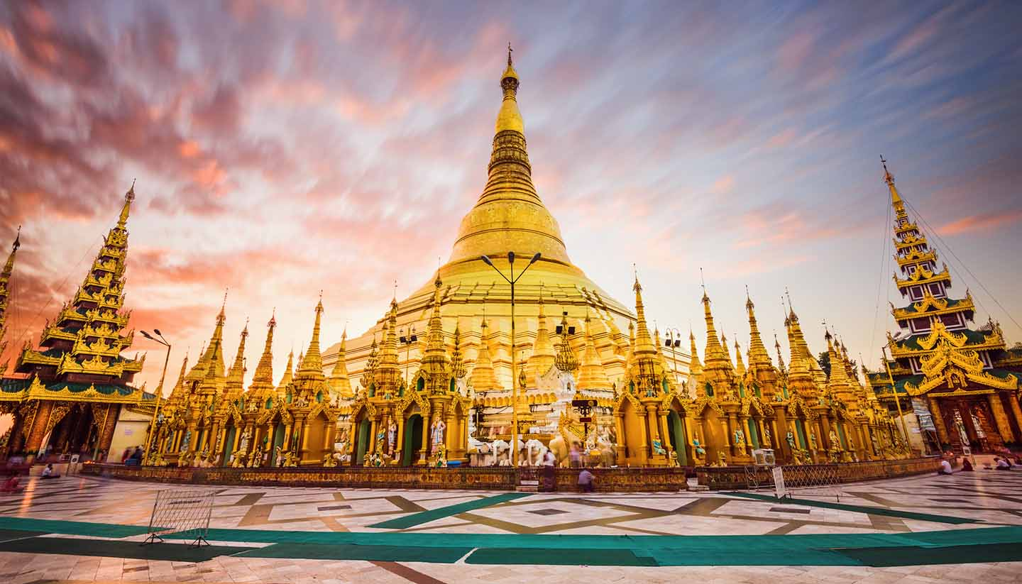 Myanmar Travel Guide and Travel Information