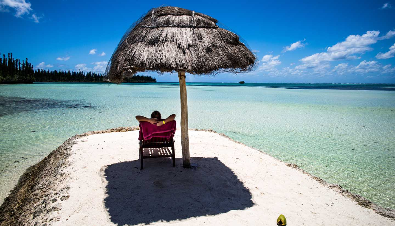 New Caledonia - Tropical Beach, New Caledonia