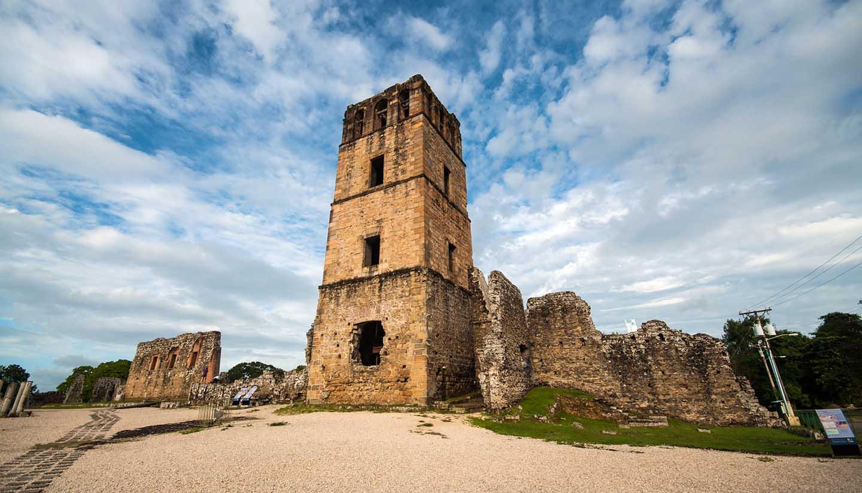 City Highlight: Panama City - Ruins of Old Panama