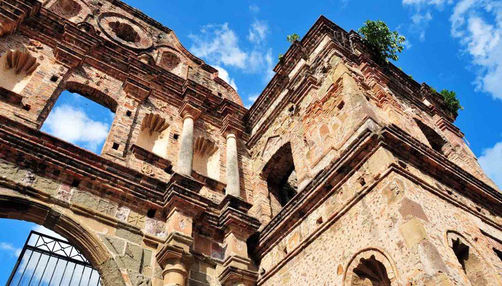 Panama City - Ruins of the Jesuit Convent, Panama City