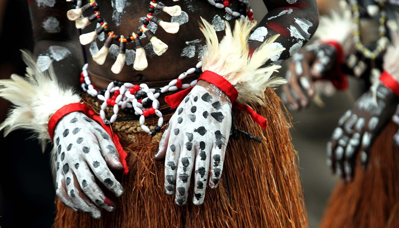 Papua New Guinea - Papua Culture, Papua New Guinea