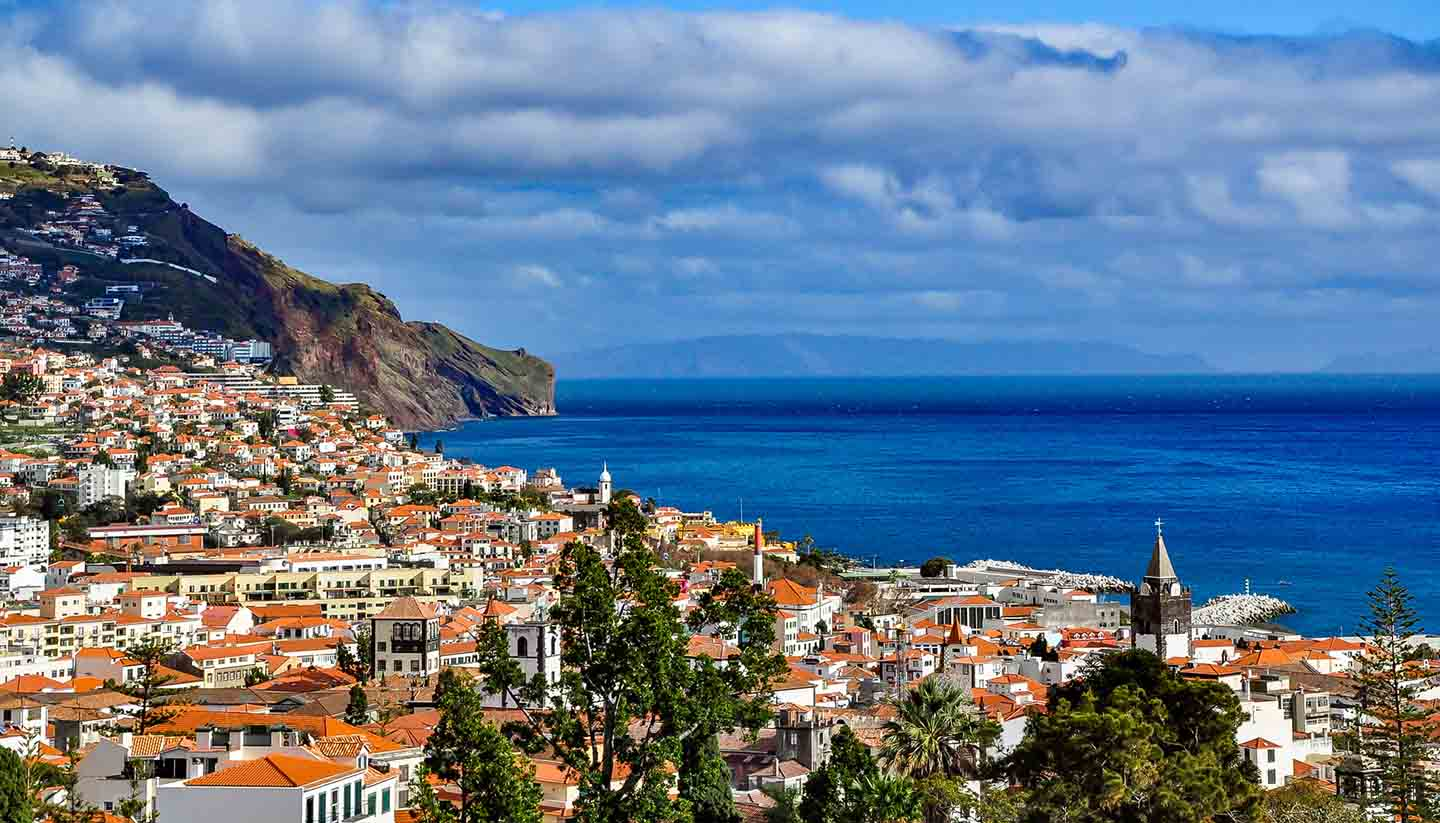 Madeira Travel Guide And Travel Information World Travel