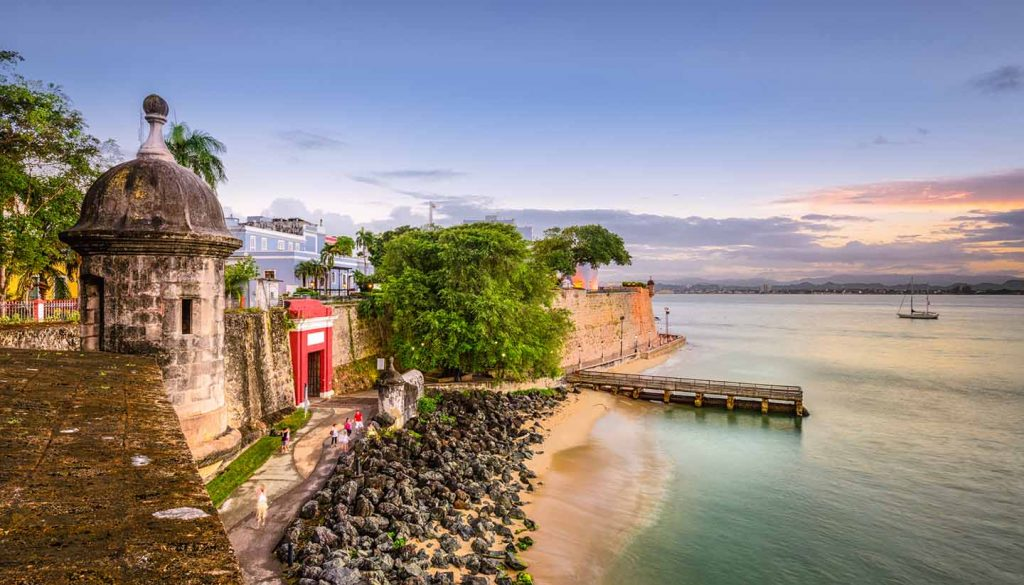Puerto Rico - San Juan, Puerto Rico