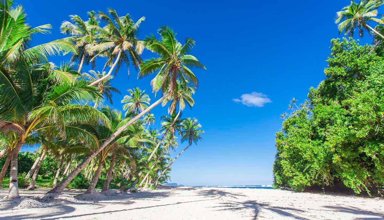 Samoa - Beach View, Samoa