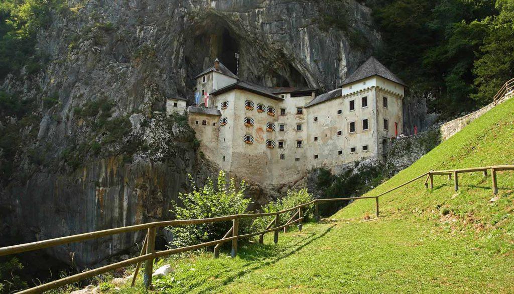 Slovenia - Predjama Castle, Slovenia