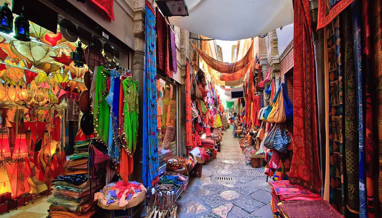 Granada - Granada Market, Spain