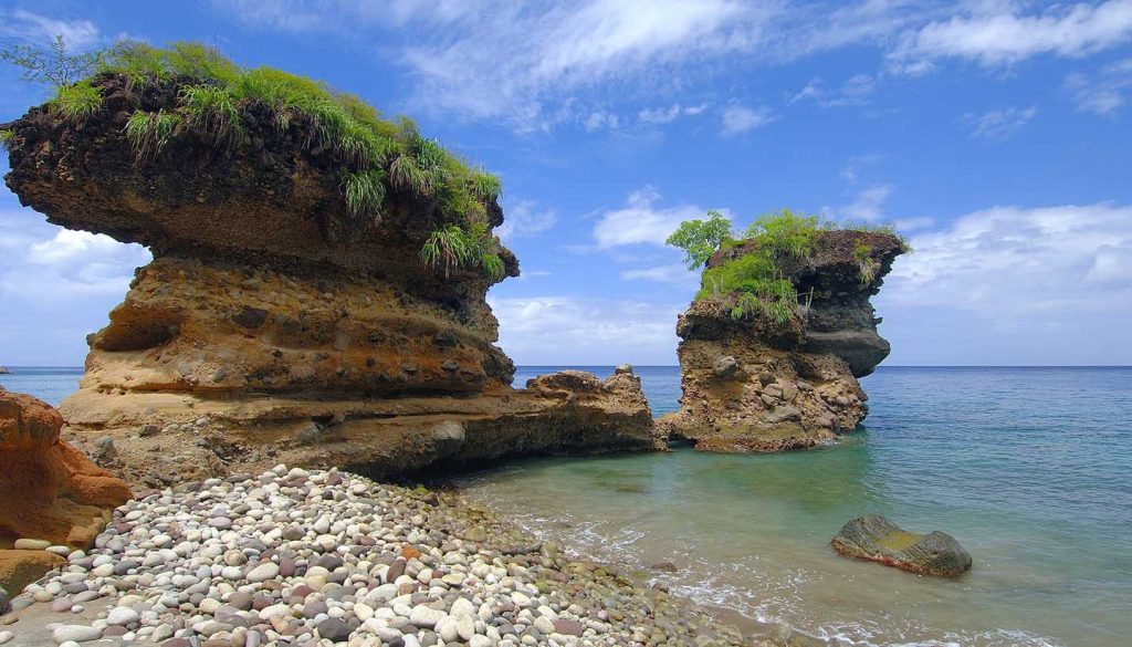 St Lucia - Volcanic Formations-St. Lucia