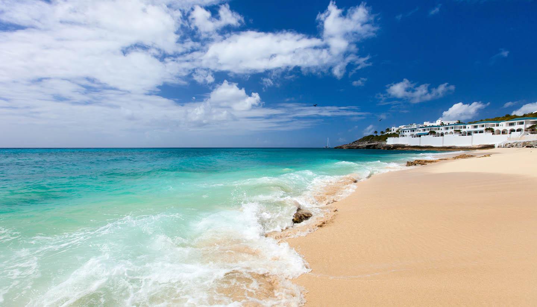 St Maarten - Cupecoy beach, St Maarten