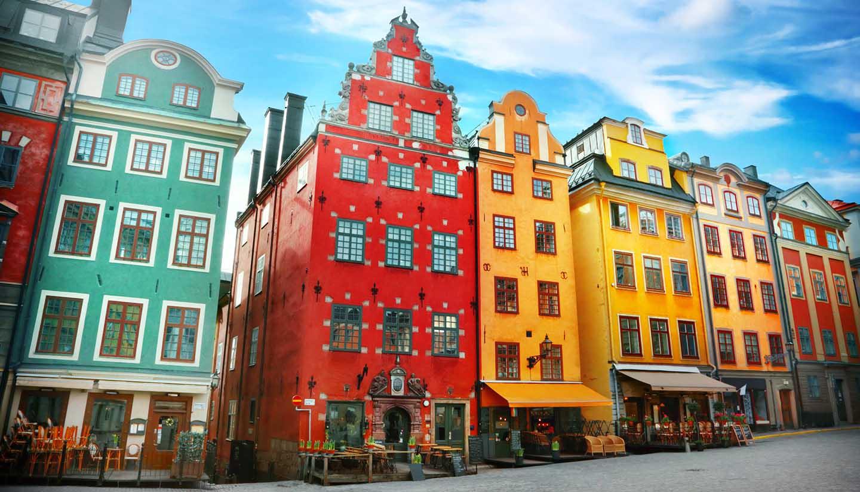 Stockholm - Old Town Stockholm, Sweden