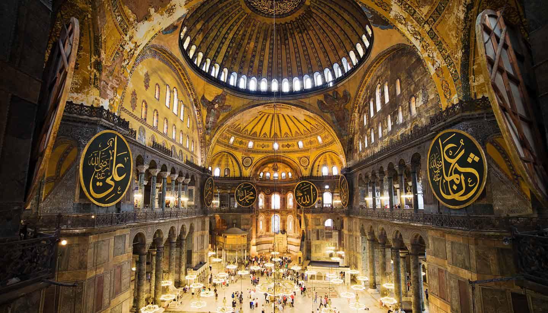 Istanbul - Hagia Sophia Istanbul, Turkey