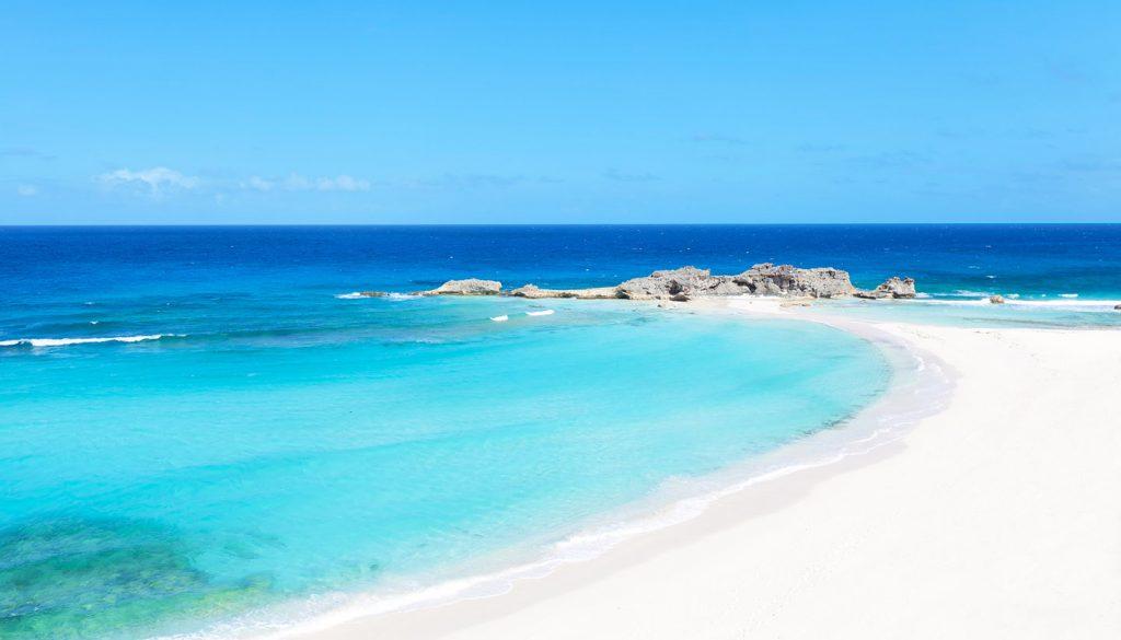 Turks and Caicos Islands - Mudjin Harbor, Turks and Caicos