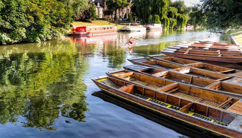 Cambridge - Cambridge, England (UK)