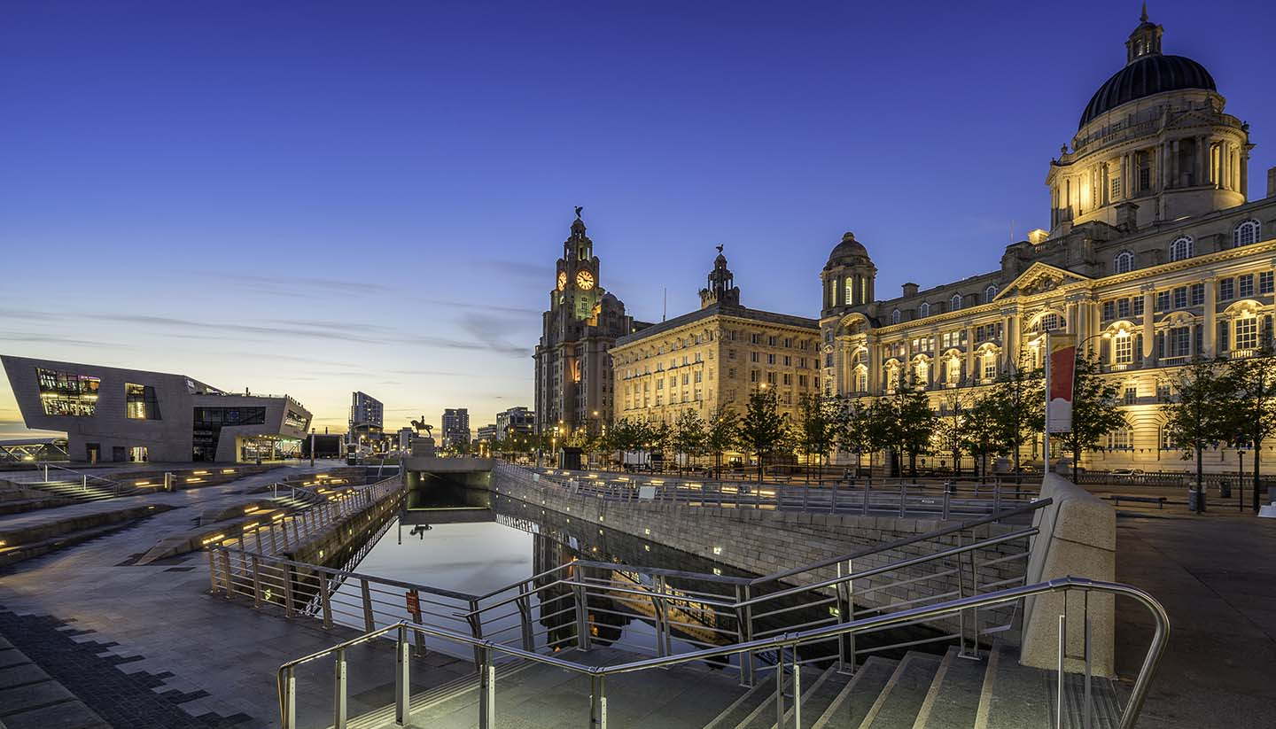 City Highlight: Liverpool - Waterfront, Liverpool, UK