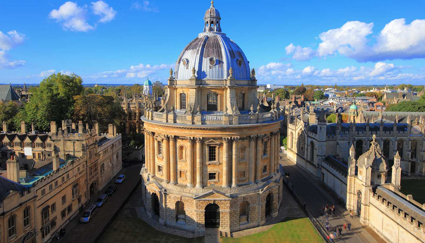 England - The Oxford University City, UK