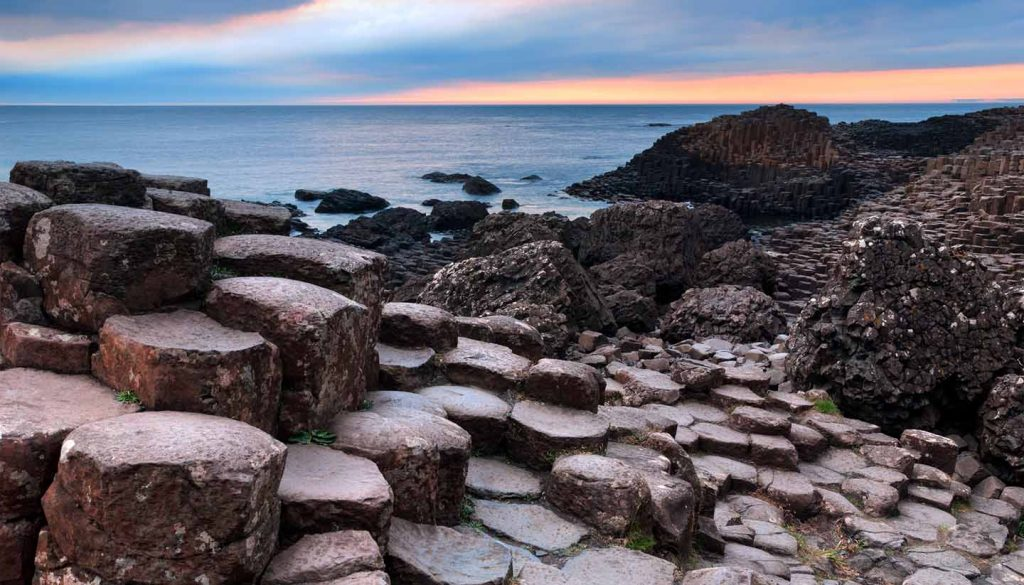 Northern Ireland - Giants Causeway, Northern Ireland, UK