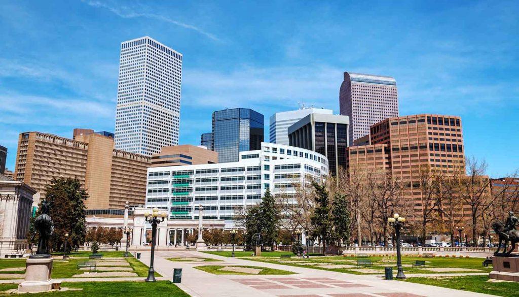 Denver - Downtown Denver, Colorado (USA)