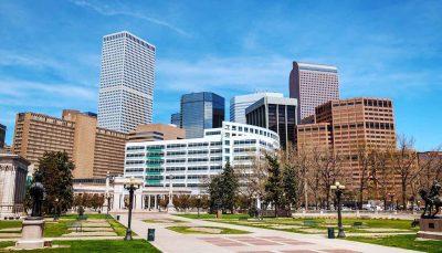 Downtown Denver, Colorado (USA)