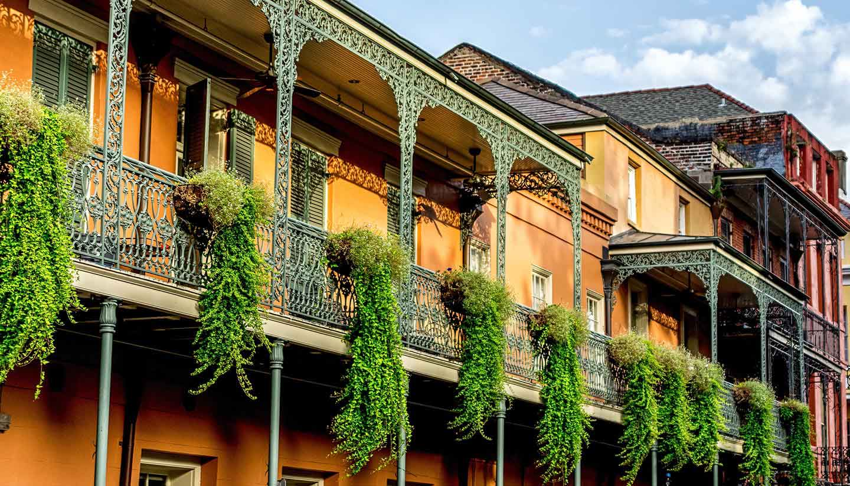 New Orleans - NewOrleans-Louisiana, USA