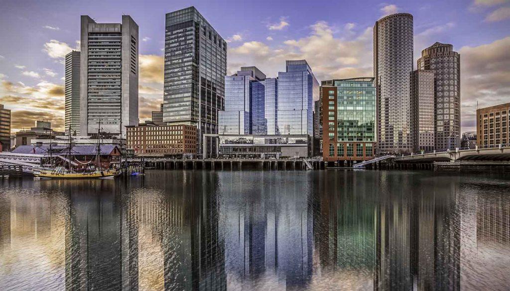 Boston - Boston in Massachusetts, USA