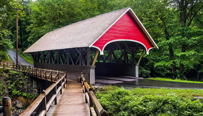 New Hampshire - Appalachia, New Hampshire, USA