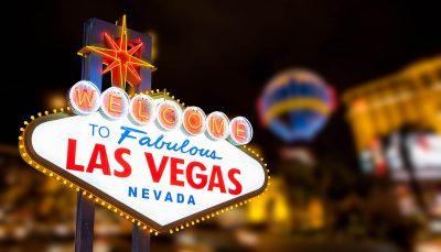 Las Vegas Sign, Nevada , USA