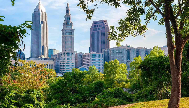 Ohio - Cleveland, Ohio, USA
