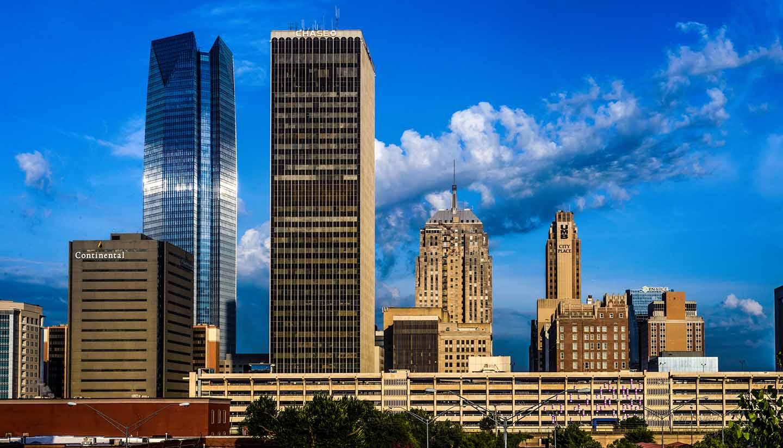 Oklahoma - Bricktown, Oklahoma, USA