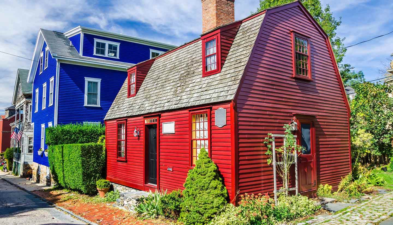 Rhode Island - NewEngland, Rhode Island, USA