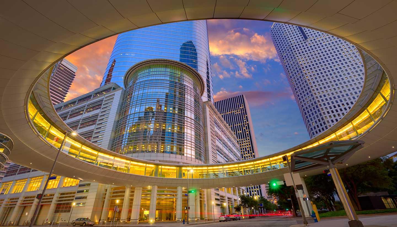 Houston - Houston Downtown, Texas, USA