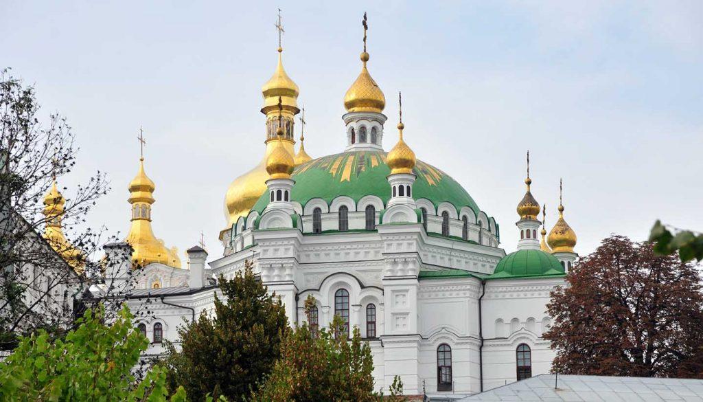 Kyiv - Kiev Pechersk Lavra, Ukraine.