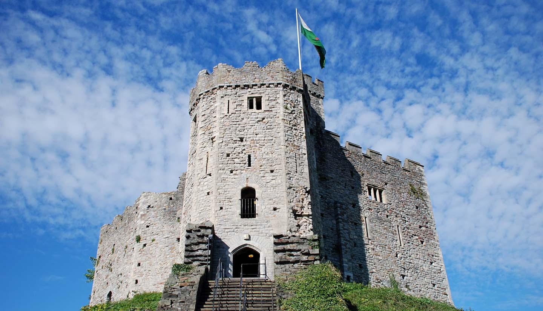 Wales - Cardiff Castle, Wales (UK)