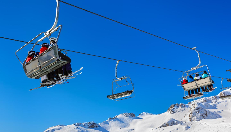 Bad Gastein - Bad Gastein Ski Resort, Austria