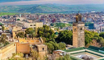 Fez-BabGuissaGate, Morocco