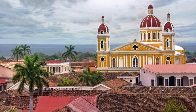 Cathedral Granada, Nicaragua