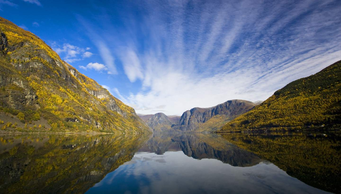 Norway: on the edge of the world - Flam, Norway