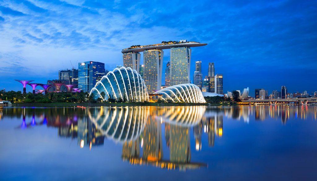 Singapore City - Mania Bay Sands, Singapore