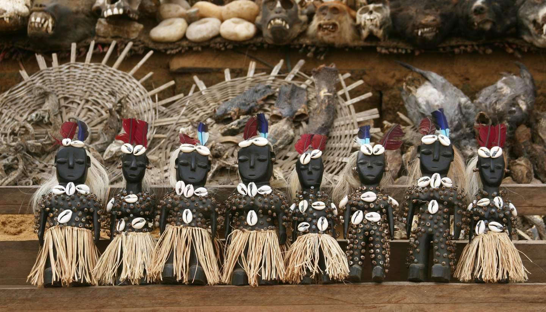 Togo - Voodoo dolls, Togo
