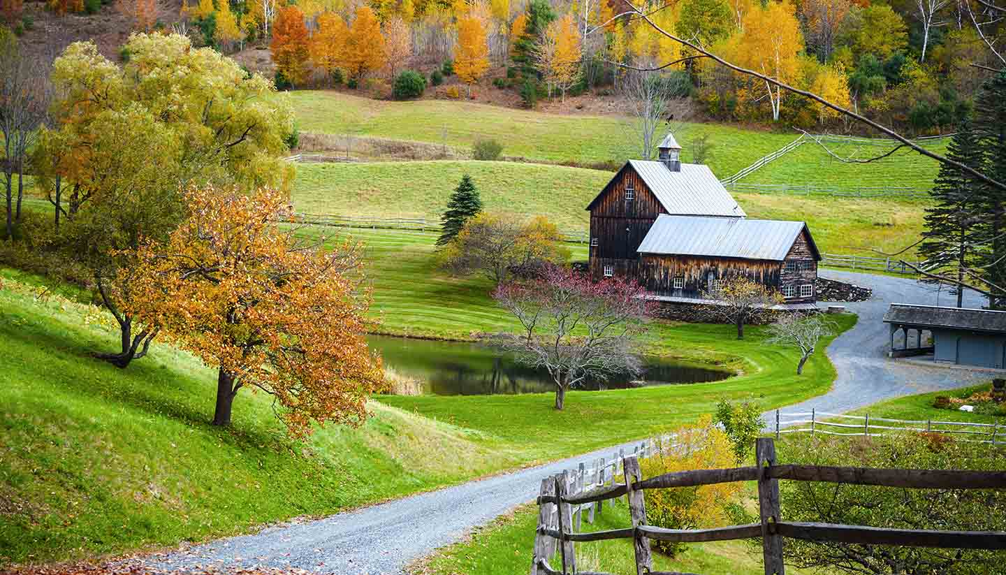Home - Woodstock, Vermont, USA