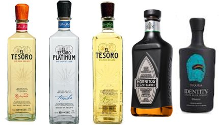 Five great Tequilas