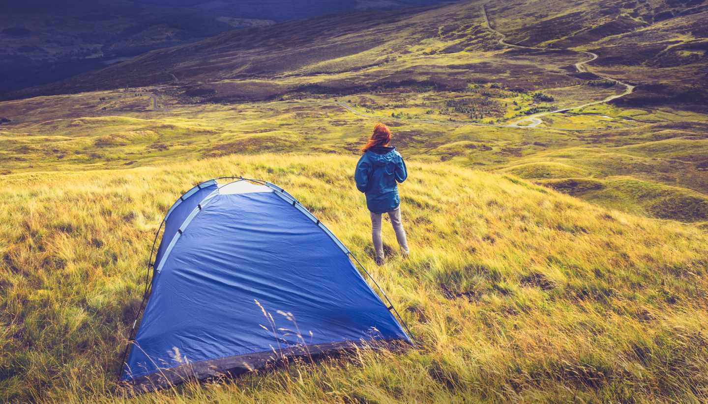 The wild camping survival guide - Wild Camping