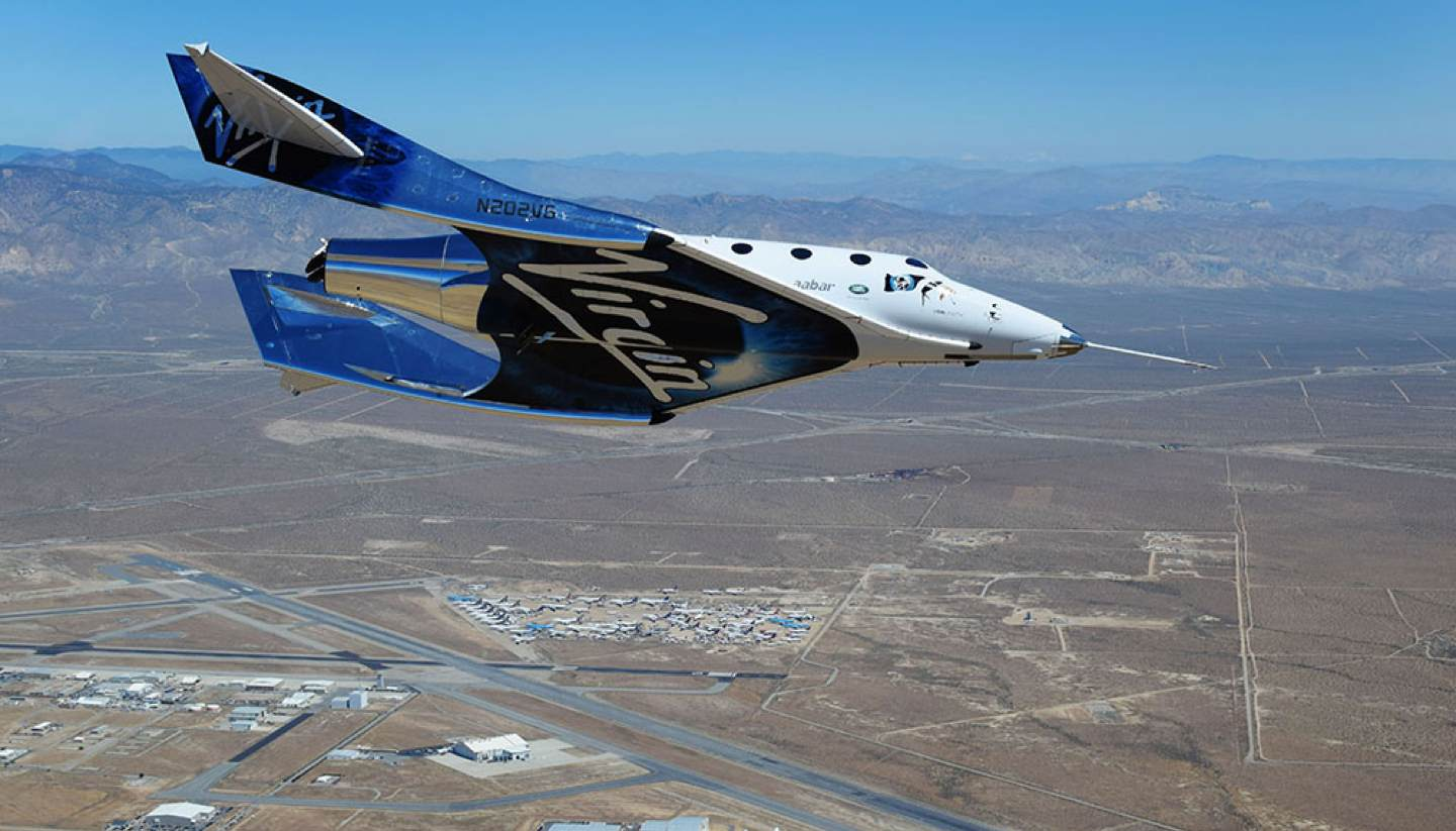 Space tourism: Ground control to …  anybody with a big enough bank balance - oth-Virgin Galactic-web 1440x823