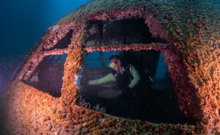 Underwater Theme Park, © DiveBahrain.com