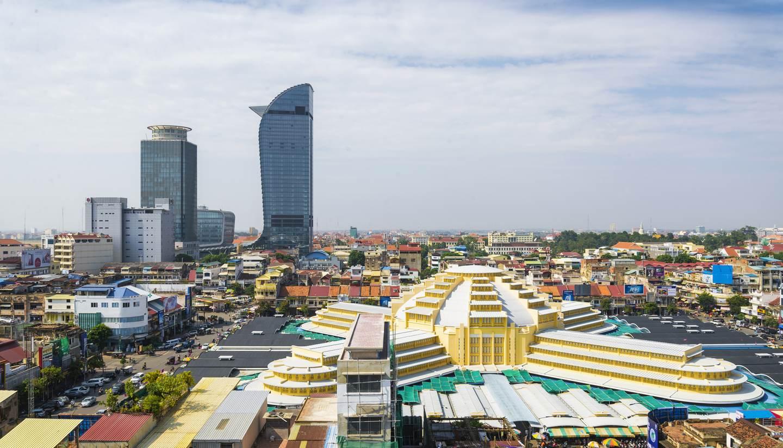 City Highlight: Phnom Penh - Central Phnom Penh