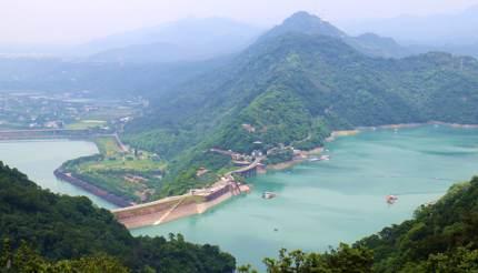 shu-Asia-Taiwan-Shihmen reservoir landscape in Taoyuan-636879688-Lee peiming-430x246