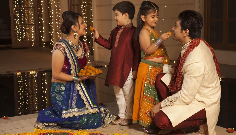 Celebrating the Festival of Lights - World Travel Guide for deepavali celebration children  111ane