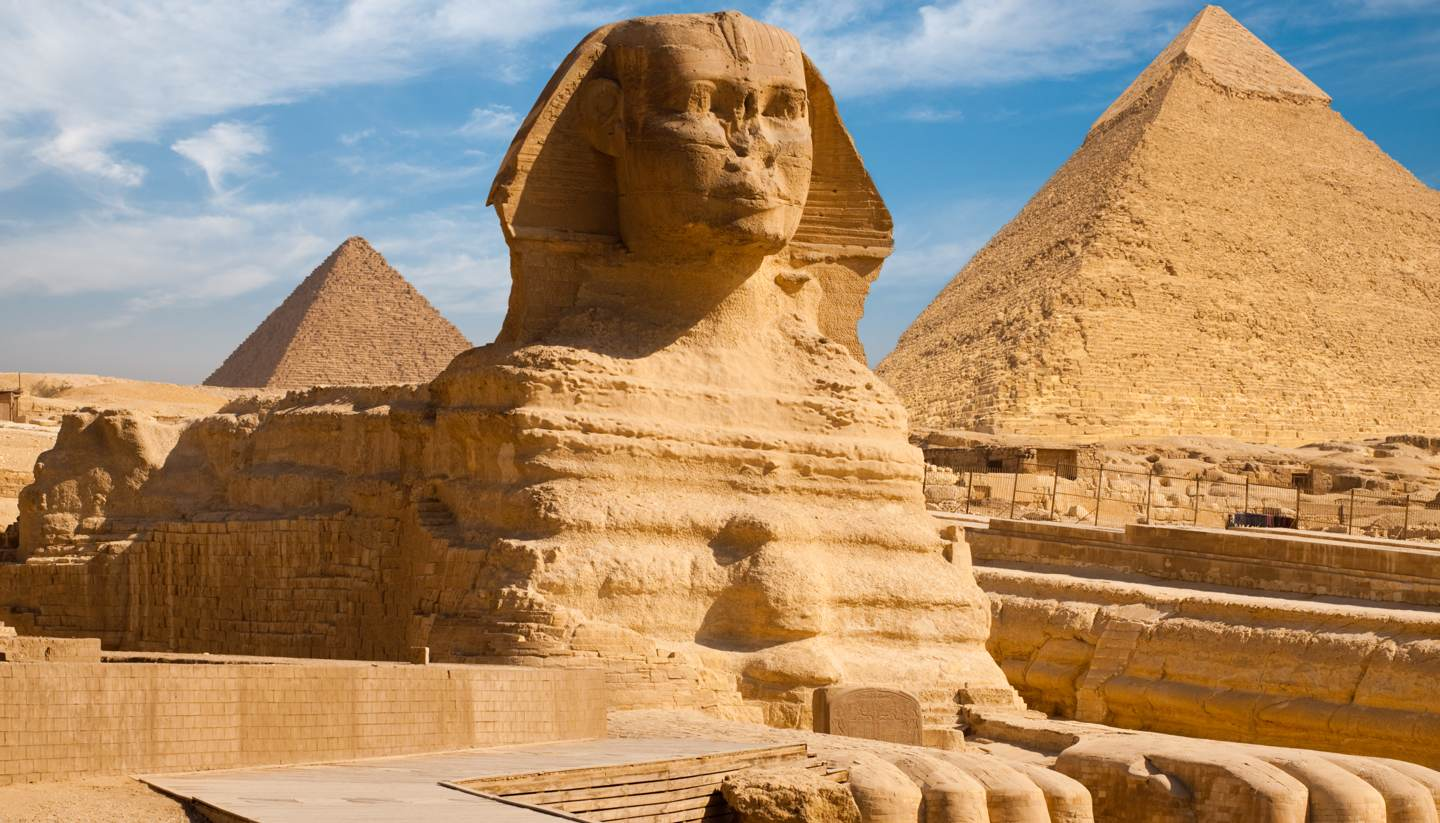 cairo history world travel guide
