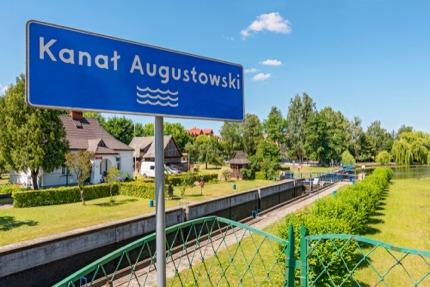 The Augustów Canal