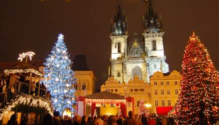 Christmas markets in Old Town